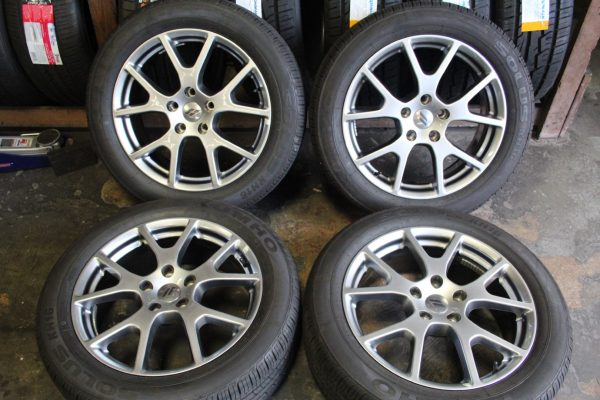 2014 Dodge Journey Tire Size >> Set Of 4 Dodge Journey 2011 2012 2013 2014 2015 2016 19 Oem Rims Tires 1ru20trmac 3318